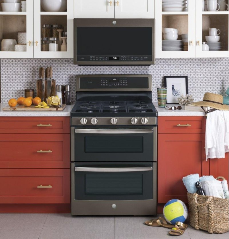 PVM9005EJES in Slate by GE Appliances in Tampa, FL - GE Profile ...