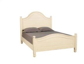 Panel Queen Bed Complete