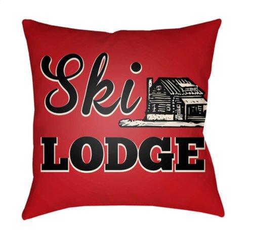"Lodge Cabin LGCB-2041 22"" x 22"""