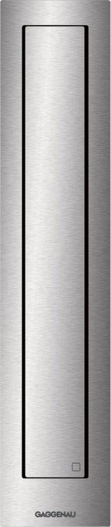 """Vario 400 Series Downdraft Ventilation Stainless Steel Width 4 5/16"""""""" (11 Cm)"""
