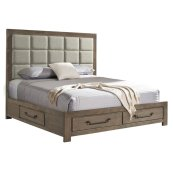 1054 Urban Swag Queen Storage Bed