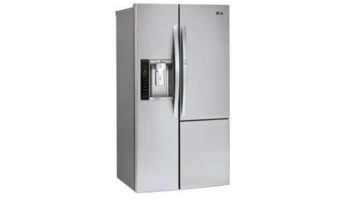 22 cu. ft. Smart wi-fi Enabled Door-in-Door® Counter-Depth Refrigerator