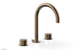 BASIC II Widespread Faucet 230-02 - Old English Brass