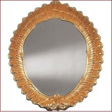 Mirror W1211 Antique Gold