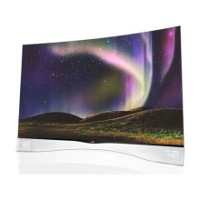 """55"""" Class (54.6"""" Diagonal) 1080p Smart 3D Curved OLED TV"""