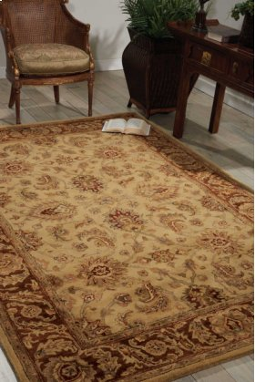 Jaipur Ja22 Bge Rectangle Rug 7'9'' X 9'9''