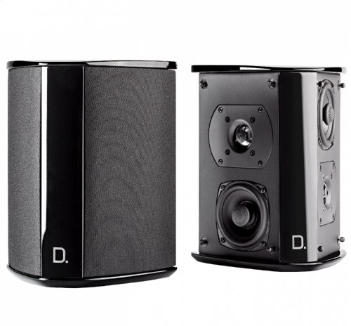 High-Performance Bipolar Surround Speaker