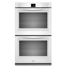 8.6 cu. ft. Double Wall Oven with SteamClean Option