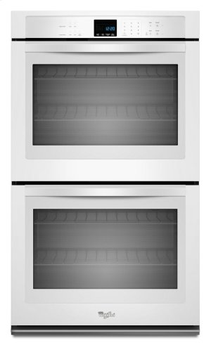 8.6 cu. ft. Double Wall Oven with SteamClean Option Product Image