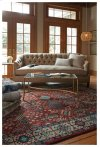 Legacy-Shiraz Classic Red Hand Knotted Rugs