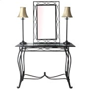 Esther 4-piece Set (includes Table, Mirror, 2 Lamps) Product Image