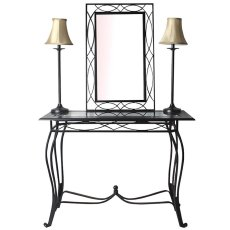 4-pc Table Mirror Lamp Set Product Image