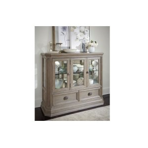LEGACY CLASSIC FURNITUREManor House Display Cabinet