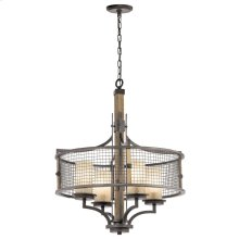Ahrendale Collection Ahrendale 4 Light Chandelier - AVI AVI