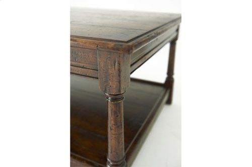 Lodge Cocktail Table