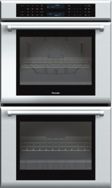 30 inch Masterpiece® Series Double Oven with professional handle MED302JP