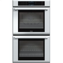 30-Inch Masterpiece® Double Oven with Professional Handle MED302JP