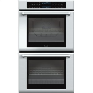 Thermador30-Inch Masterpiece® Double Oven with Professional Handle MED302JP