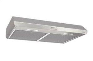 "Sahale 36"" 250 CFM 1.5 Sones Stainless Steel Range Hood"