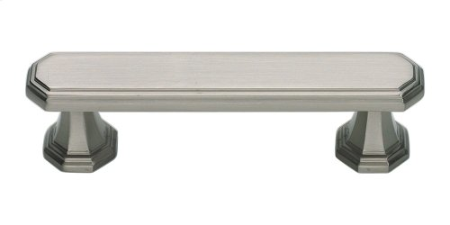 Dickinson Pull 3 Inch (c-c) - Brushed Nickel
