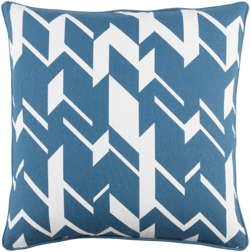 "Inga INGA-7022 18"" x 18"" Pillow Shell with Down Insert"