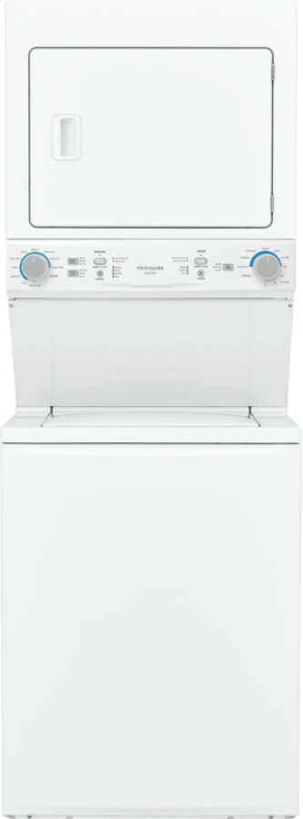 Frigidaire Electric Washer/Dryer Laundry Center - 4.5 Cu. Ft Washer and 5.6 Cu. Ft. Dryer