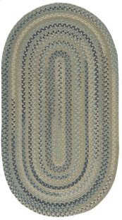 Fusion Taupe Multi Braided Rugs (Custom)