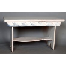 "#482 Fish Bench 36""wx15""dx20""h"