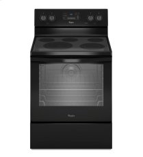 6.4 Cu. Ft. Freestanding Electric Range With Aqualift(r) Self-cleaning Technology
