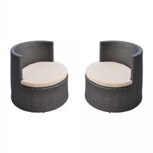 Kailani Outdoor Wicker Patio Chair