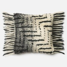 Black / Ivory Pillow