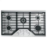 "CAFE APPLIANCESCaf(eback) 36"" Gas Cooktop"