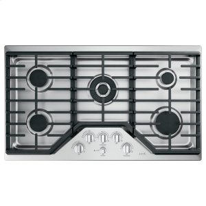 "Cafe AppliancesCaf(eback) 36"" Built-In Gas Cooktop"