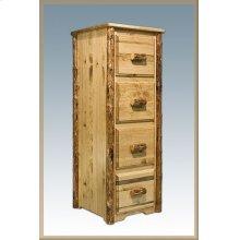 Glacier Country Log File Cabinet
