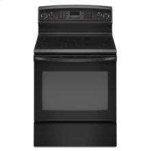 "30"" Width Freestanding Electric Range True Convection Oven Five Elements Architect® Series II"