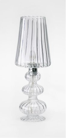 Madelynne Table Lamp #2 Clear