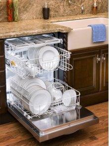 Prefinished, Fullsize Dishwasher - Factory New Sealed Carton
