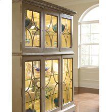 Sutton Curio Cabinet