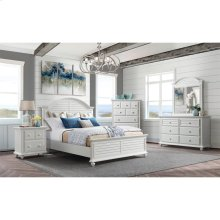 Avon - Full/queen Panel Headboard - Cotton Finish