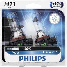 Vision car headlight bulb