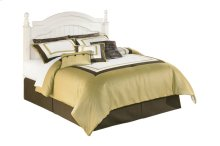 Cottage Retreat - Cream Cottage 3 Piece Bed Set (Queen)
