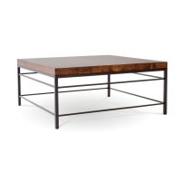 """Newhart 42"""" Square Cocktail Table Product Image"""