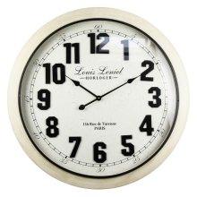 Lous Leniel Wall Clock