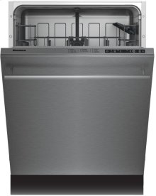 Tall Tub dishwasher 8 cycles top control 3rd rack stainless 45dBA