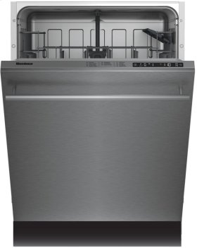 Tall Tub dishwasher 9 cycles top control 3rd rack fingerprint resistant stainless steel 42dBA