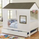 Cobin Full Size House Bed Product Image