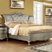 California King-Size Johara Bed