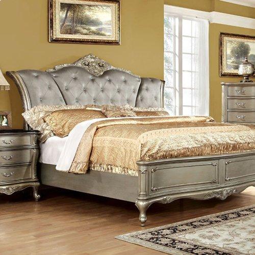 California King-Size Johara Bed
