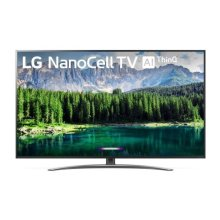 LG Nano 8 Series 4K 75 inch Class Smart UHD NanoCell TV w/ AI ThinQ® (74.5'' Diag)