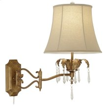 El Palacio Swing Arm Wall Lamp